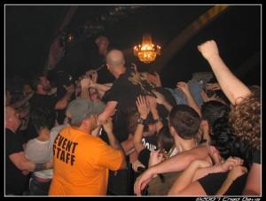 Crowd, photo by Chad Davis/flickr